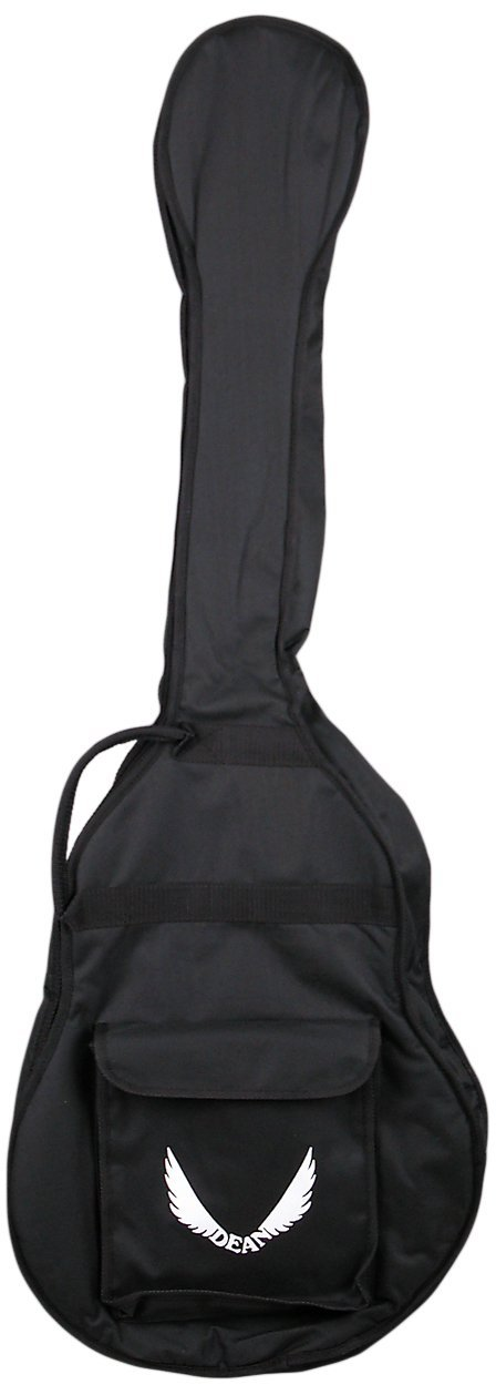 Dean AB PLAYAB Padded Lightweight Playmate Acoustic Bass Guitar Gig Bag w/ Strap