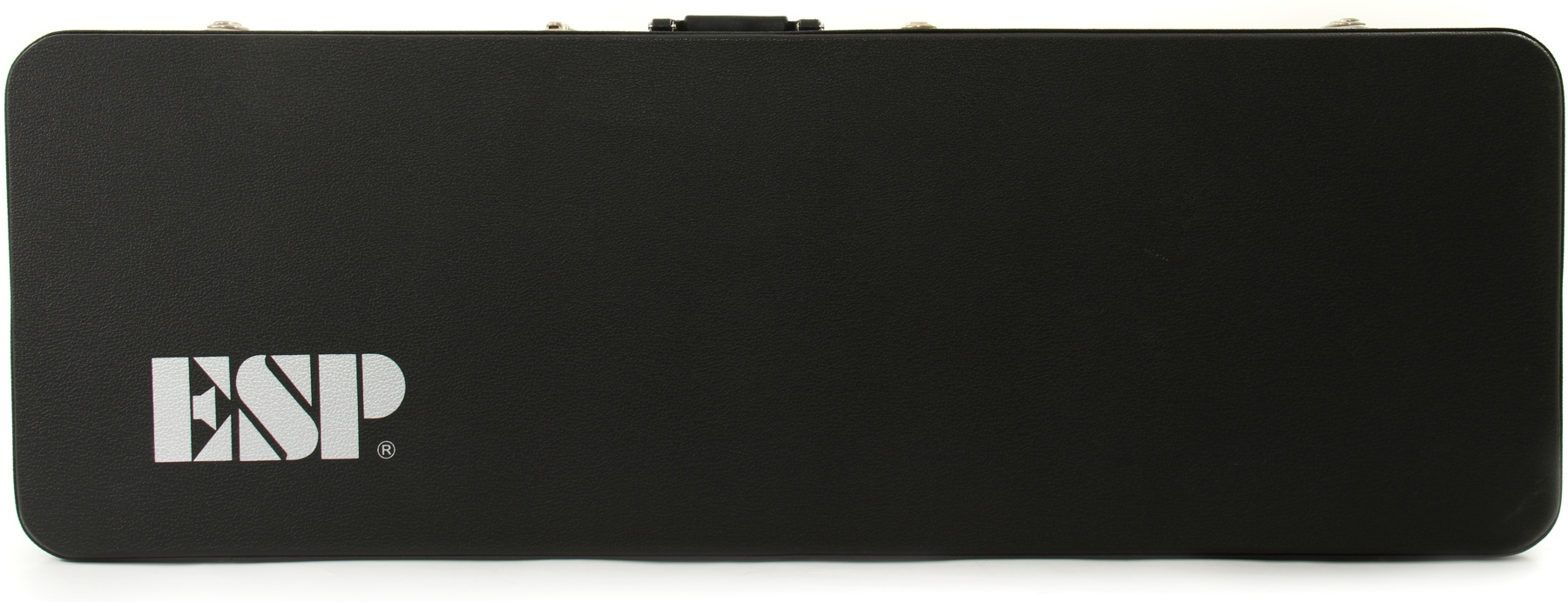 ESP CECXLFF EC XL Guitar Case Fitting Design with Durable Tolex Finish and Plush Interior
