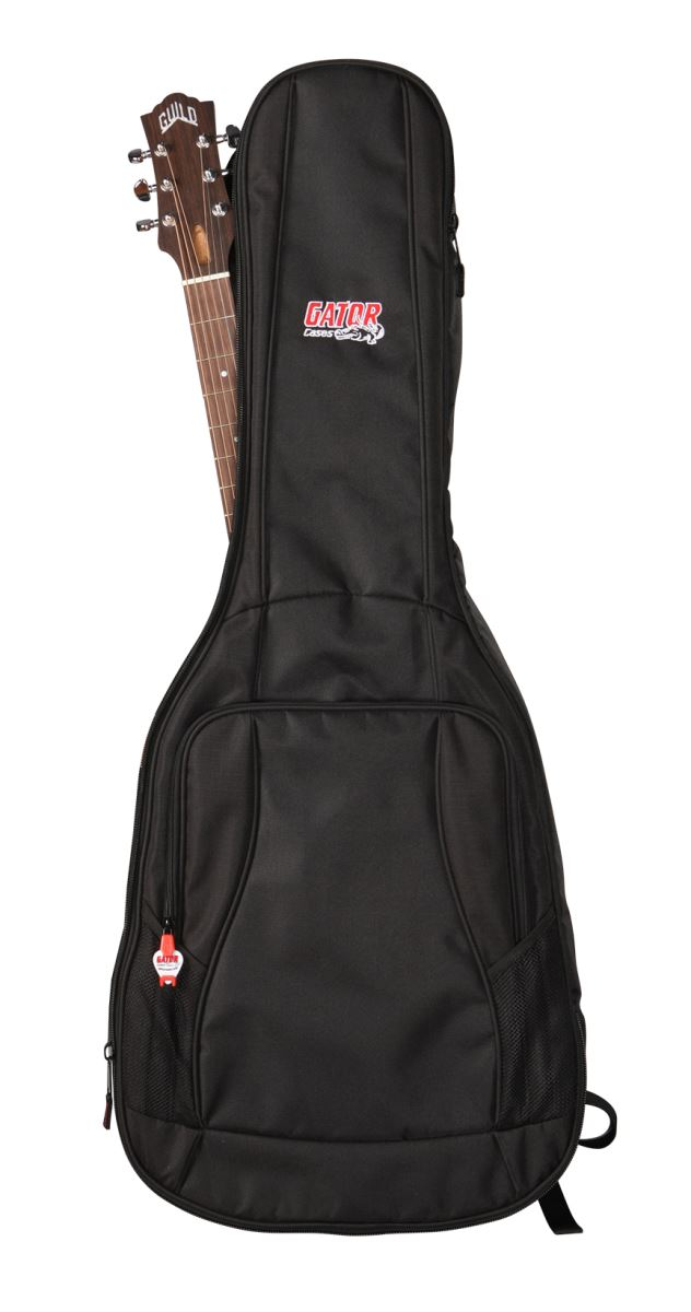 Gator Cases GB-4G-ACOUSTIC Padded Gig Bag with Padding on All Sides