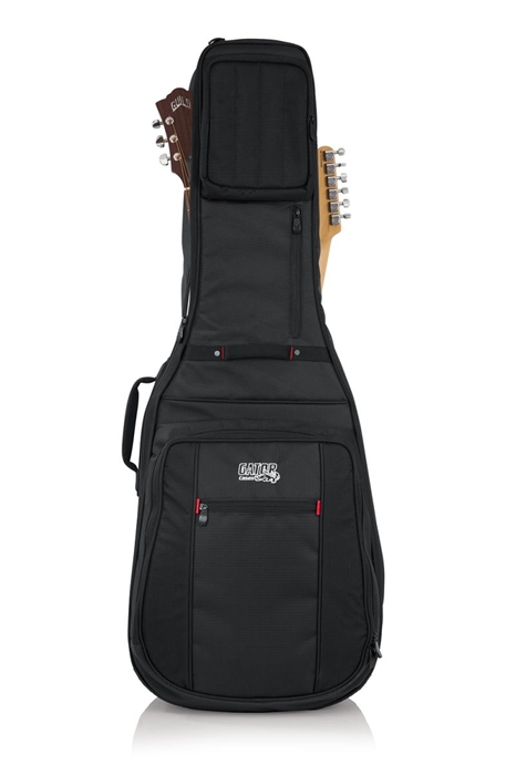 Gator Cases G-PG-ACOUELECT Pro-Go Series Double Bag for Acoustic/Electric Guitars