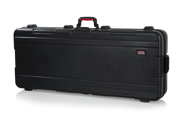 Gator Cases GTSA-KEY88D TSA Series ATA Molded Extra Deep 88-Note Keyboard Case w/ Wheels
