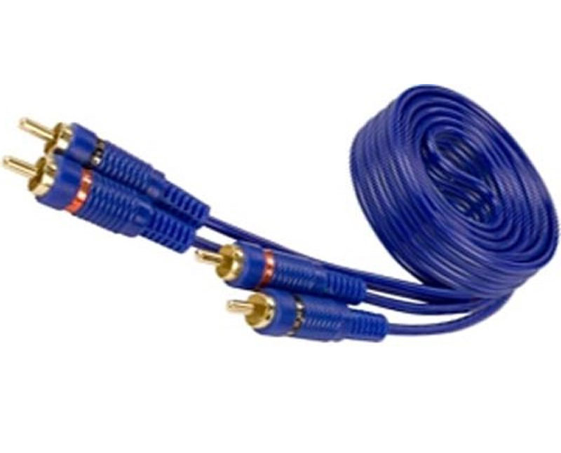 Sound Quest By Stinger Sqib3 Car Audio 3 Foot Stereo Rca Cable Rhhifisoundconnection: Mazda 3 Stock Radio Rca Wires At Gmaili.net