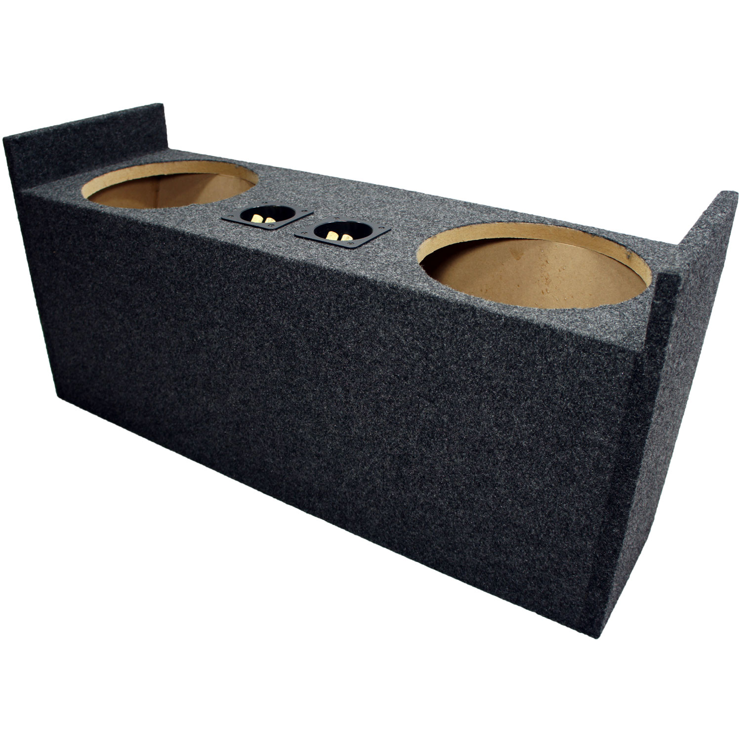 Custom Jeep Wrangler Yj Tj 87 06 Dual Subwoofer Enclosure