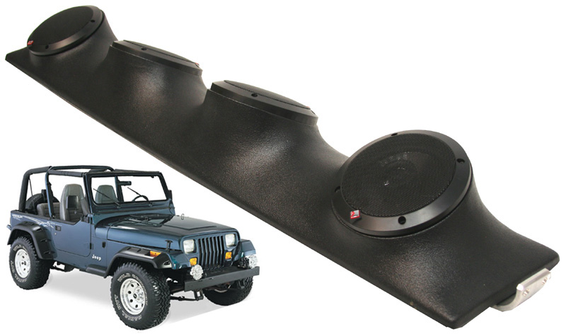 jeep wrangler rockford r152 car audio 2way quad speakers loaded Jeep Sound Bar Speakers and jeep wrangler rockford r152 car audio 2way quad speakers loaded sound bar system at Waterproof Jeep Speakers
