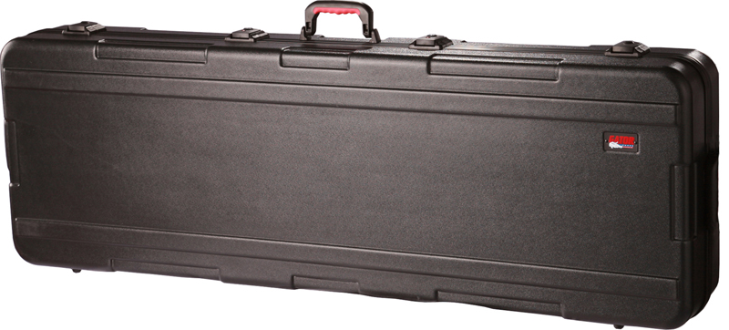 Gator Cases GKPE-88-TSA 88 Note Case w/ wheels TSA Latches
