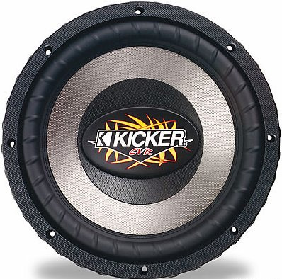kicker 03 cvr15 car audio stereo dual 2 ohm 1000 watts sub. Black Bedroom Furniture Sets. Home Design Ideas