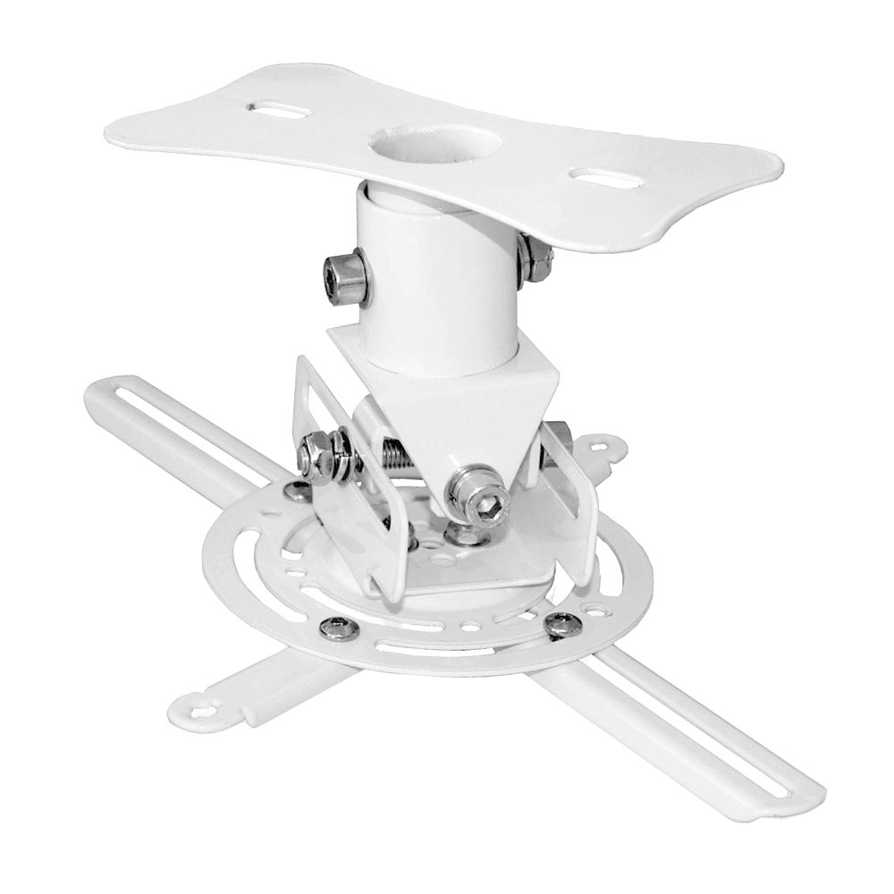 Pyle Home Audio PRJCM6 Universal Projector Ceiling Mount Bracket with Quick Release Mechanism