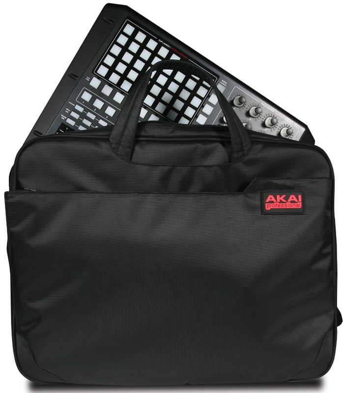 Akai Professional APC BAG New Padded Apc / Laptop Custom Cut & High Density