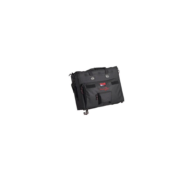 Gator Cases GSR-2U Pro Audio Padded Laptop Bag With Carry Handle - New Return