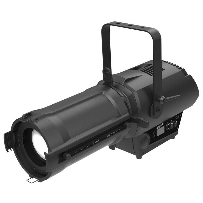 Elation DW PROFILE 7 DMX Channel Spot Stage Lighting with 250W Dynamic LED Engine (DLE077)