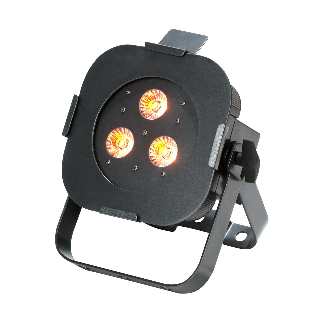 American DJ ULTRA HEX PAR3 3 x 10w 6-In-1 LED Par Fixture with 40-Degree Beam Angle