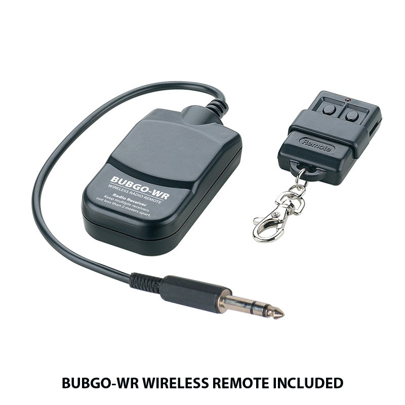 American DJ BUBGO-WR Bubbletron Go Bubble Machine Wireless Remote