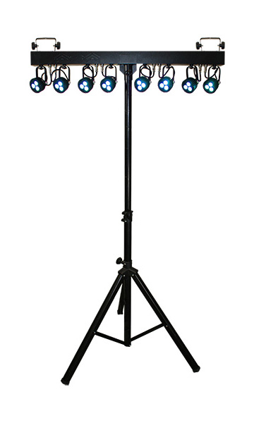 blizzard weather system led bar package w   stand