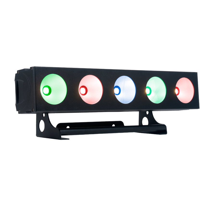 Elation CUE283 5 RGB LED Color Mixing Strip Light Fixture (CUEPIX STRIP TRI)