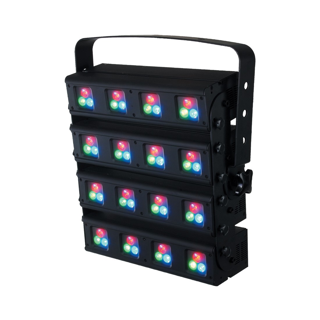 Elation DLED BKIT Blinder Kit Using 4 X Design LED Brick Fixture with Cables