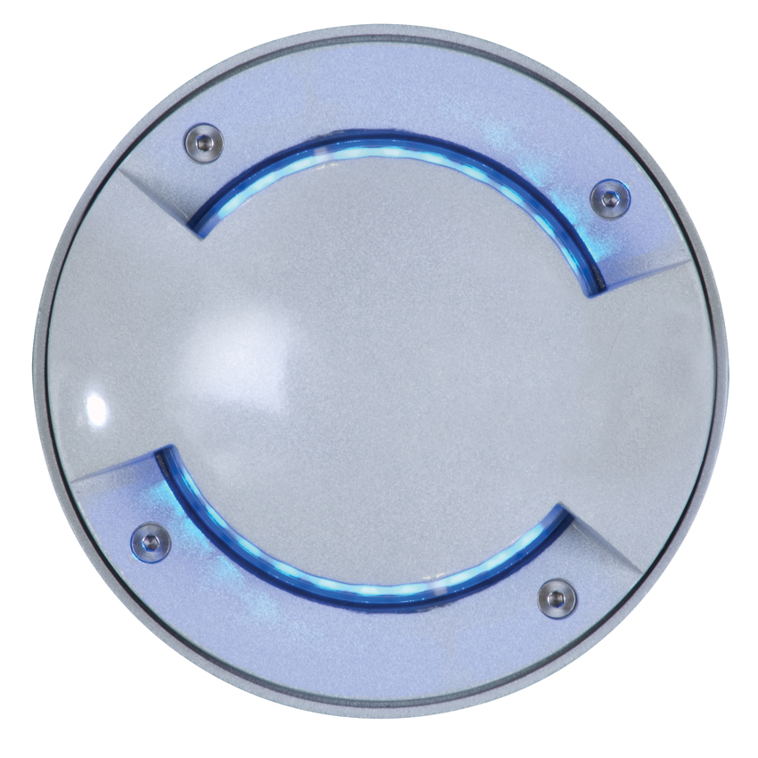 Elation ELAR-2E07CW Inground Cool White 20V LED Architectural Outdoor Light IP67R
