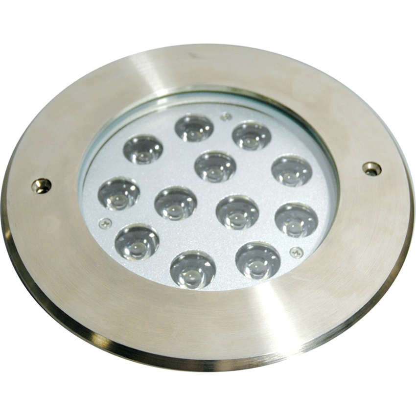 Elation ELAR-4Z02CW 12 x 3Watt Cool White LEDs Underwater Light IP 68 Rated