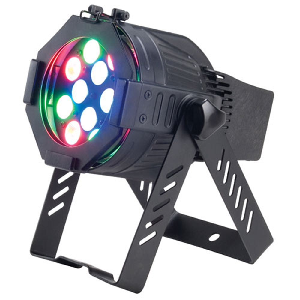Elation OPTI 30 RGB High Performance LED Par Can with RGB Color Mixing 12 LEDs