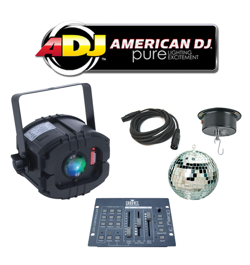 Led pinspot rgb dmx manual transmission
