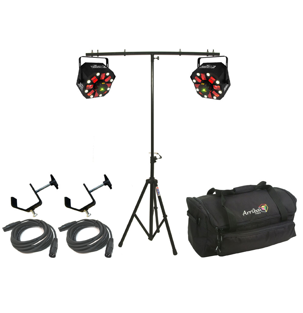 Chauvet dj lighting 2 swarm 5 fx multi effect rgbw led rotating chauvet dj lighting 2 swarm 5 fx multi effect rgbw led rotating derby laser light with t bar stand dmx cables clamps travel bag aloadofball Choice Image