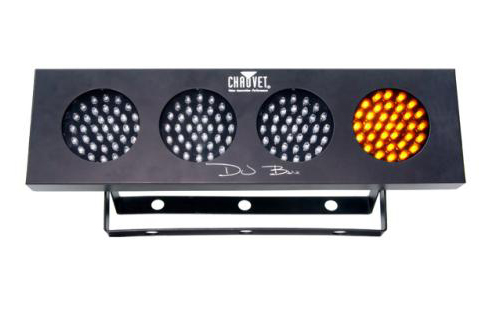 Chauvet DJ BANK Sound Activated 140 LED RGBY Light Bank