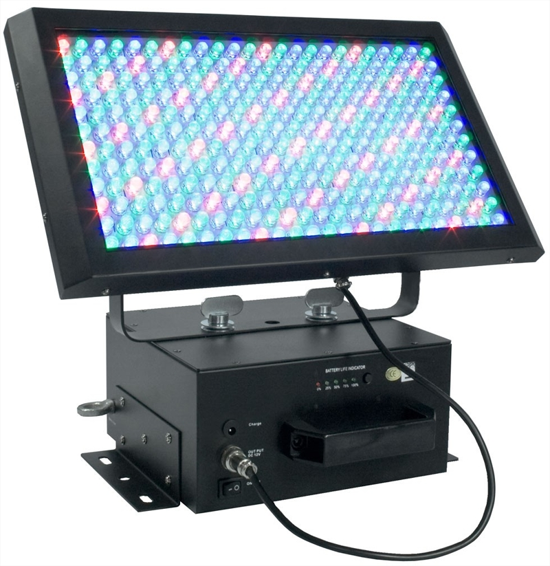 Elation EVENT PANEL SYSTEM 8 Section DMX Controllable w/ IR Remote Control