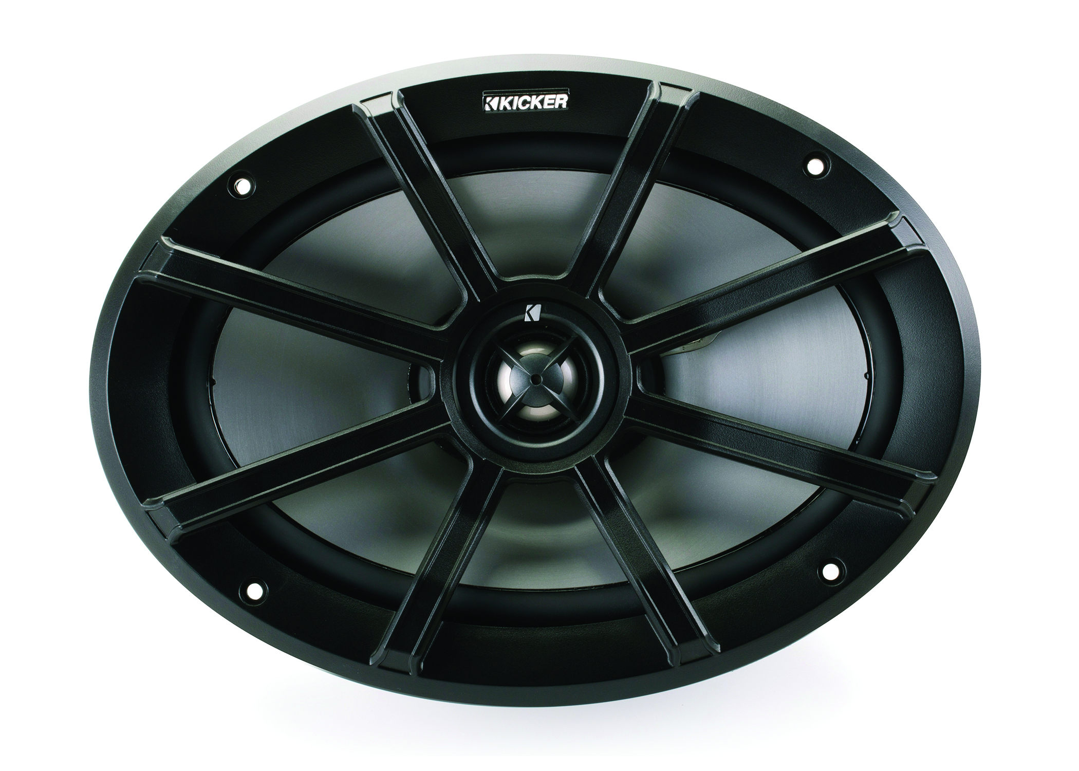 """Kicker PS69 6"""" x 9""""Speakers PS Series Powersports Coaxial 4-Ohm (40PS694)"""