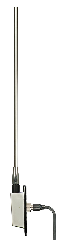 Metra 44-US502 Side Mount Replacement Antenna w/ Triangle Shape Base for Jeep CJ-7 1979-1986 Wrangler 1985-1996