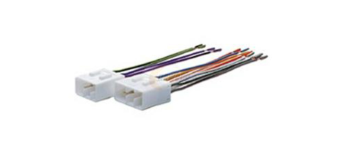 Metra 70-7901 Wiring Harness for Select 1990-up Mazda Vehicles