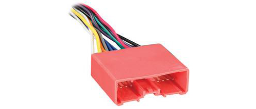 Metra 70-7903 Wiring Harness for 2001-up Mazda Protégé