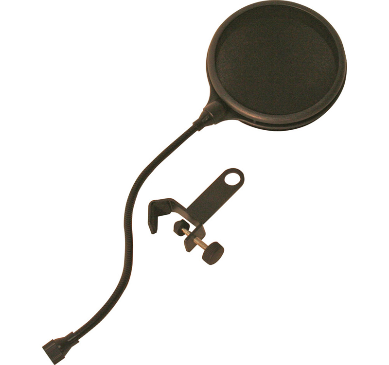 "Gator Cases GM-POP FILTER 6"" Double Layered, Split Level ""Pop"" Filter"