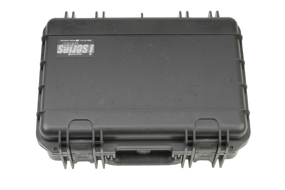 SKB Cases 3I-1711-XLX 3i Series Mil-Std. Waterproof Microphone Case with Shure SLX / ULX Custom Interior (3I1711XLX)