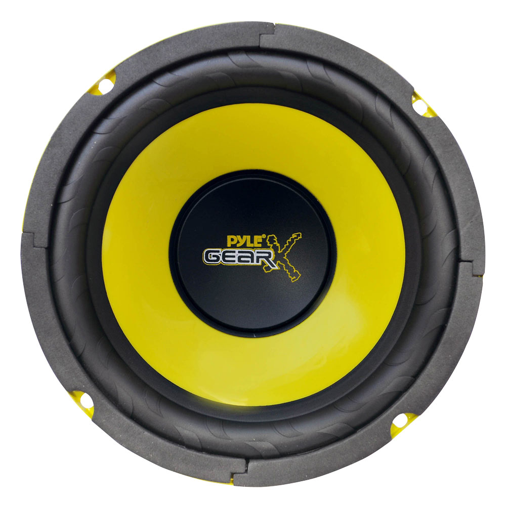 """PYLE PLG64 Car Audio Speakers With 6.5"""" Mid Bass Woofer"""