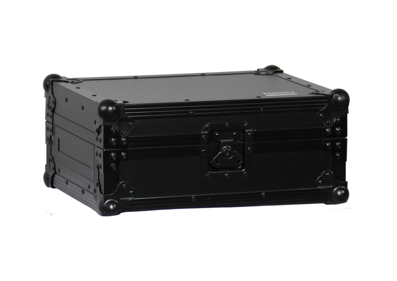 Gator Cases G-TOUR NIS4B DJ Controller Case All Black fits Native Instruments S4 Heavy Duty
