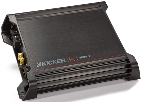 kicker dx1000 1 mono class d amplifier 1 ohm stable 1000 watts 10dx1000 1 10dx1000 1 n. Black Bedroom Furniture Sets. Home Design Ideas