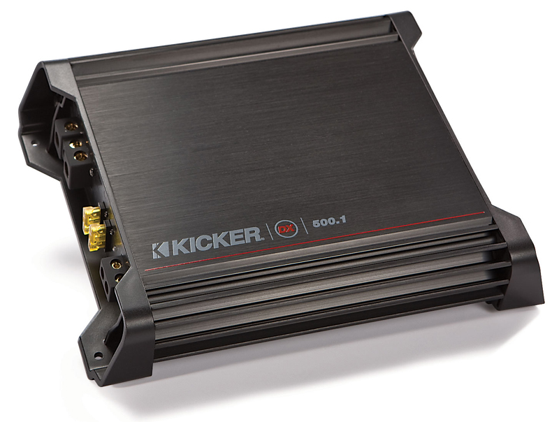 Kicker Car Stereo 15 In Sub 4 Ohm S15L7 Subwoofer & Dx500.1 Amp W ...