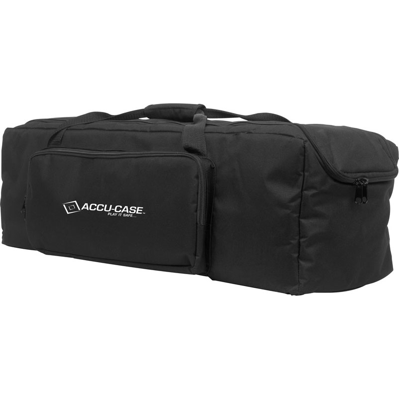 American DJ F8 PAR BAG Accu-Case for 8 Flat Lighting Fixtures w/ Removable Padded Dividers