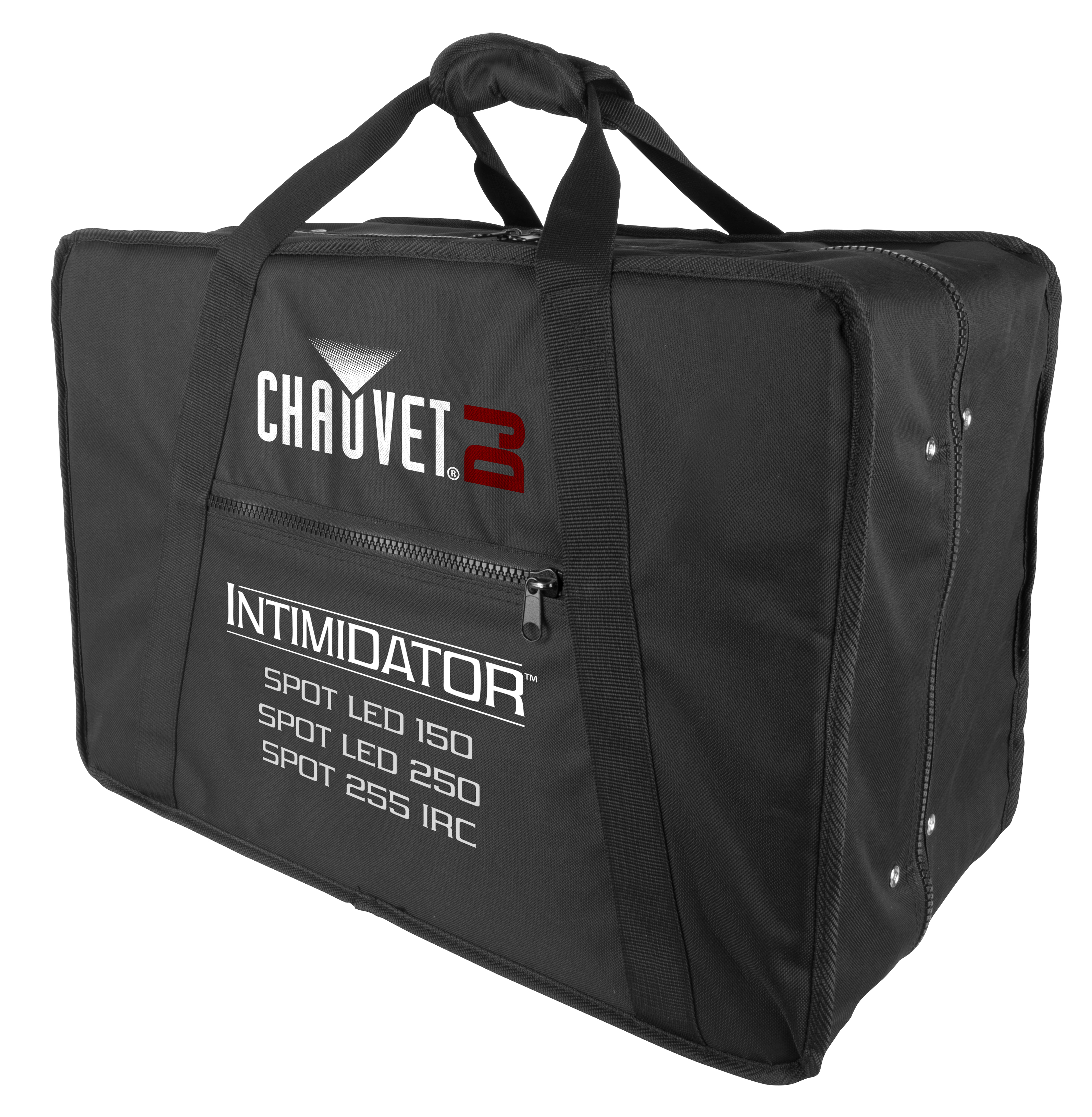 Chauvet CHSX5X Durable Carry Bag for Pair of Intimidator Spot LED 150/250/255 IRC Lighting Fixtures