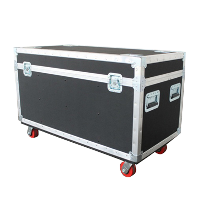 Elation Lighting DRC ZFX XL Heavy Duty Dual Road Case for Moving Head Fixtures