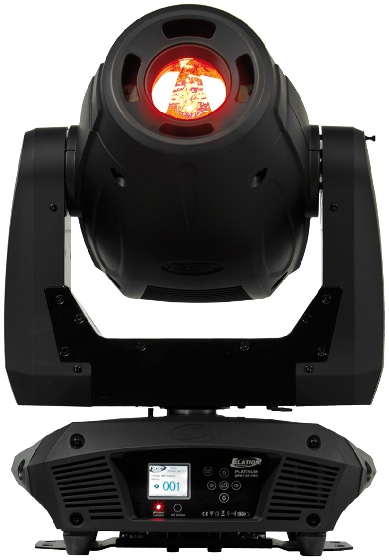 Elation Platinum Spot 5R Pro Moving Head w/ CMY Color Mixing System