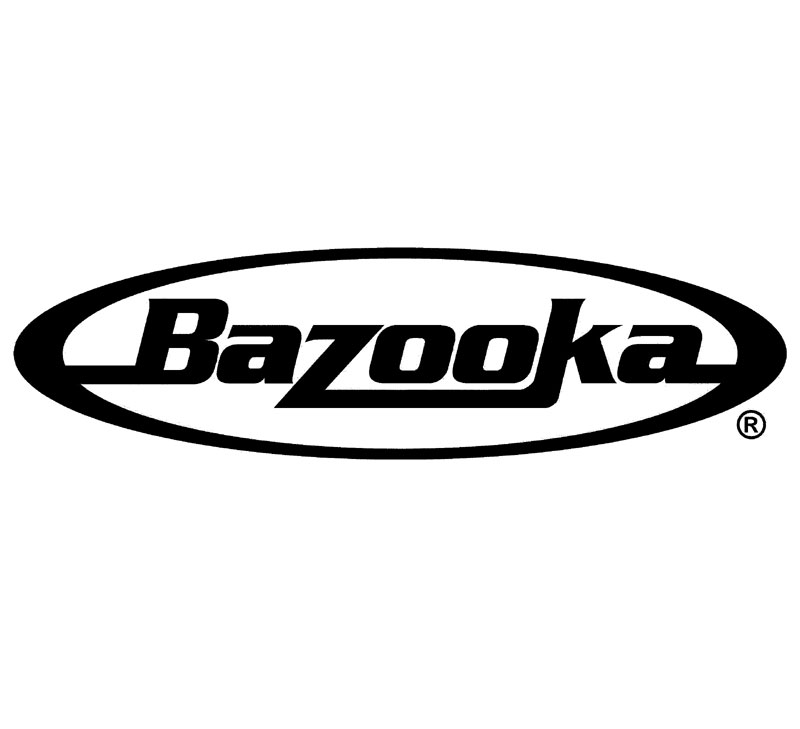 Bazooka CSA5 Mobile Audio Parts and Accessory 5 Channel Tube Amplifier New