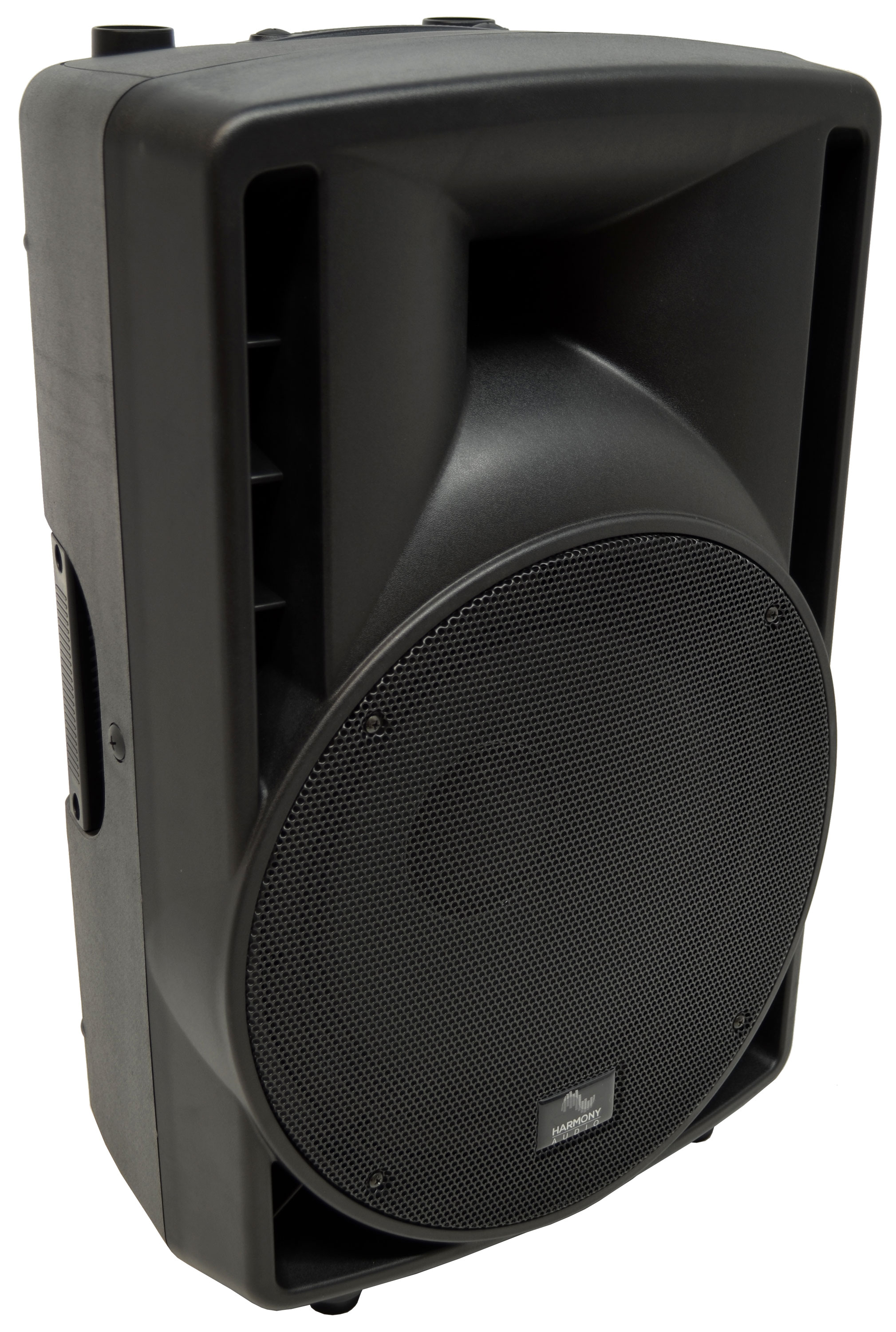 "Harmony Audio HA-C12A Pro DJ Concert Series 12"" Powered 800W PA Speaker Cabinet"
