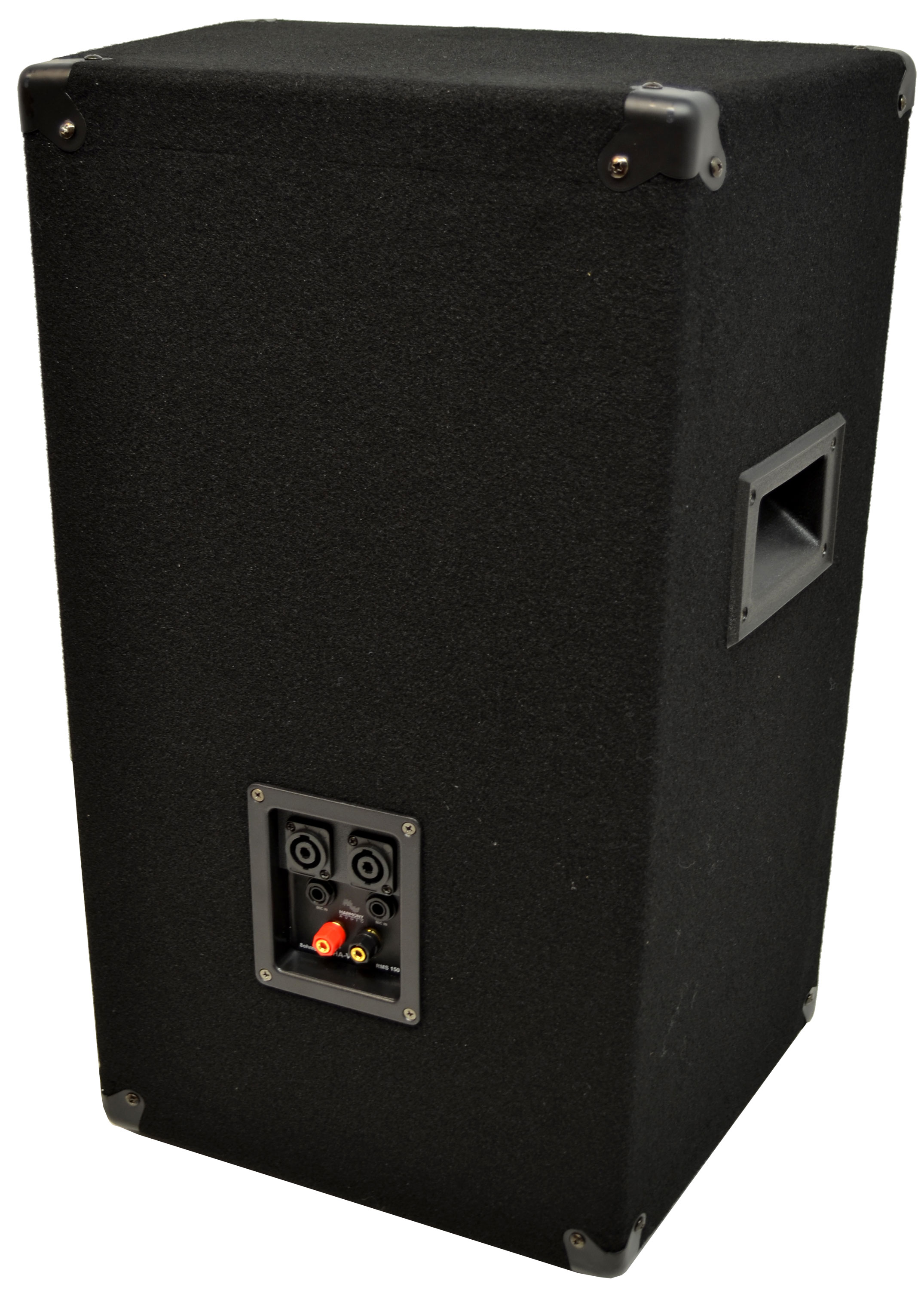 2 harmony ha v12p 12 dj pa speaker peavey pv 5300. Black Bedroom Furniture Sets. Home Design Ideas