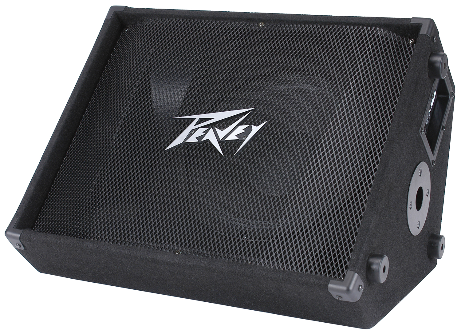 Peavey pv 12m 2 way floor monitor 12 inch 500 watts w for 12 inch floor speakers