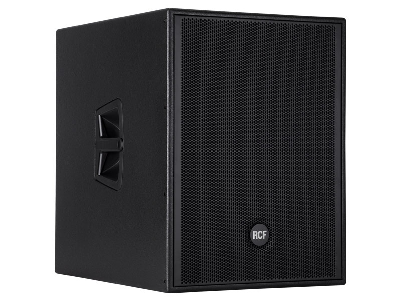 RCF 4PRO 8003-AS 1000 Watt Vented High-Output Active 18-Inch Subwoofer  System