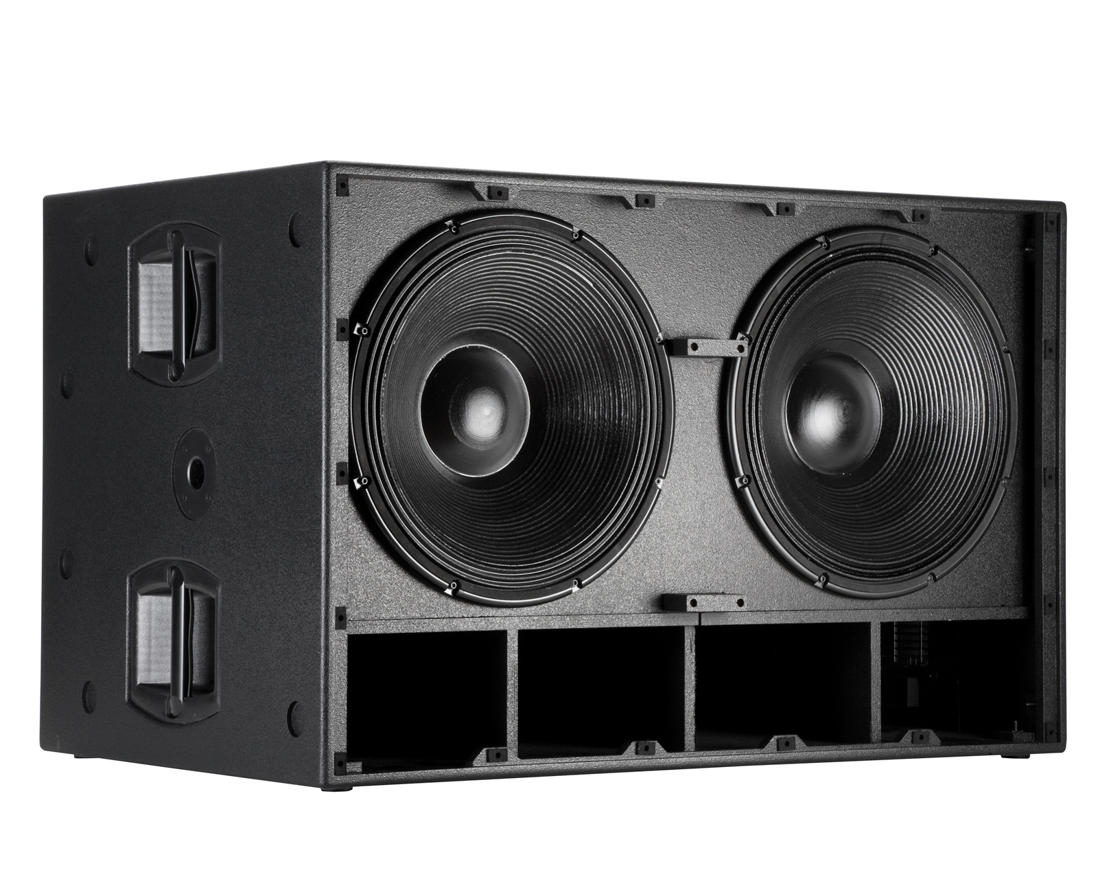 20 Inch Subwoofer: RCF Sub 8006-A Active High Power 18-Inch 5000 Watts