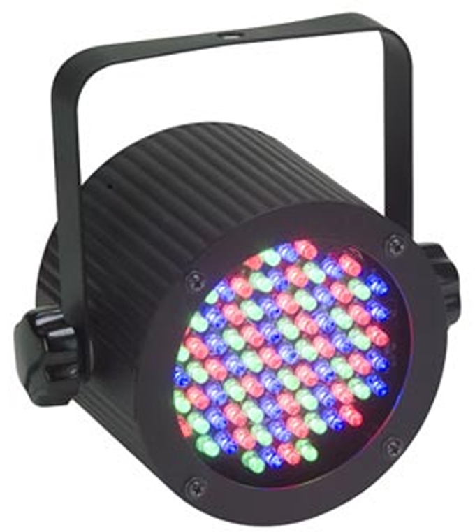 Eliminator Lighting ELECTRO 86 LED Par Can DMX Intelligent Light 4 Channel 86 Bright Bulbs