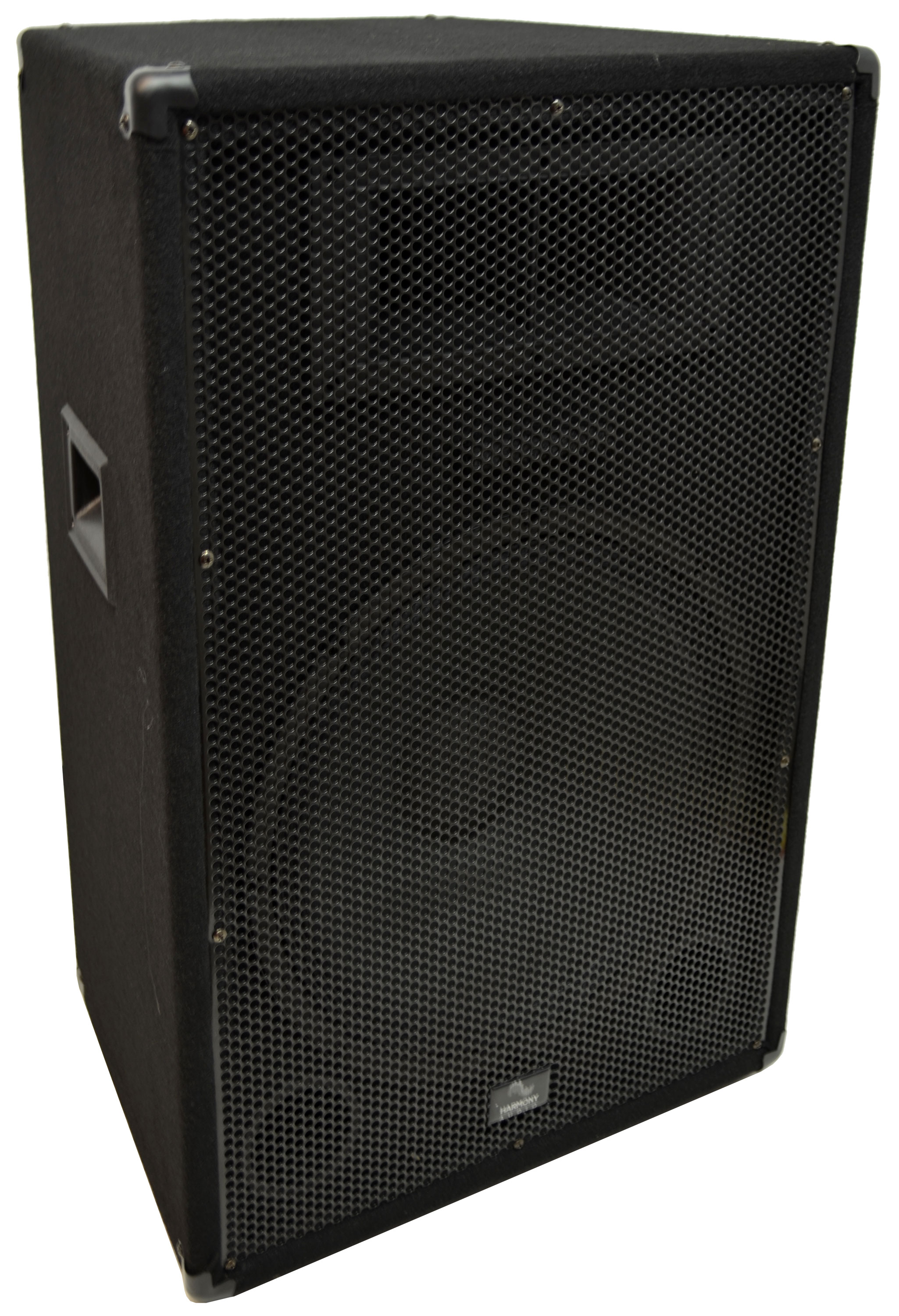 "Harmony Audio HA-V15P Pro DJ Venue Series 15"" Passive 900W PA Speaker 2-Way Cabinet"
