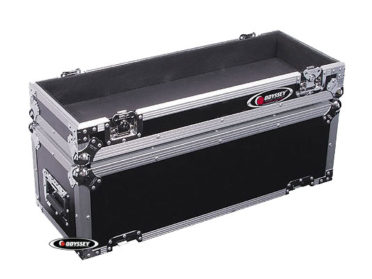 Odyssey Cases FZGAMPHEAD1 Flight Zone Protective Guitar Amp Head ATA Case