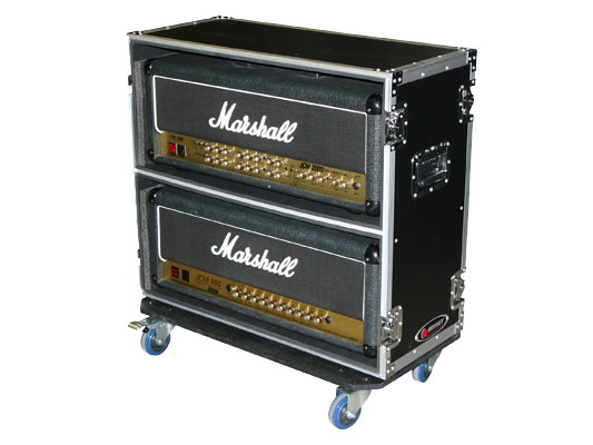 Guitar Amp Cases With Wheels : odyssey cases fzgamphead2x2w flight zone protective dual guitar amp head case w wheels ~ Russianpoet.info Haus und Dekorationen